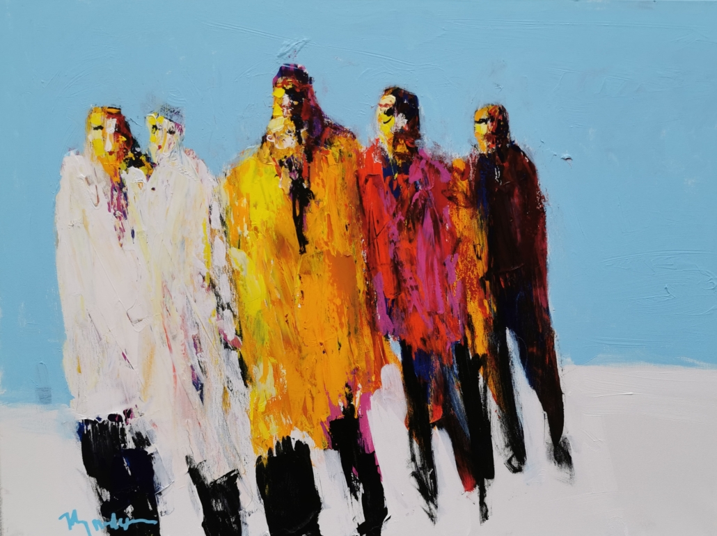 Johnny Madsen maleri