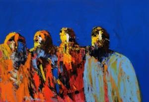 Johnny Madsen maleri 16