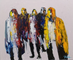 Johnny Madsen maleri 21