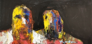 Johnny Madsen maleri 35