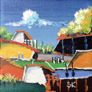 Steen Karlsen 10 x 10 cm